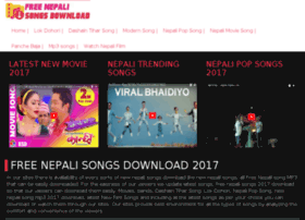 song download nepali