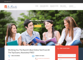Freeonlinetest.inranchi.in thumbnail