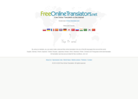 Freeonlinetranslators.net thumbnail