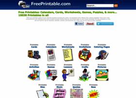 Freeprintable.com thumbnail