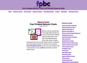 Freeprintablebehaviorcharts.com thumbnail