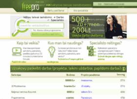 Freepro.lt thumbnail
