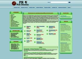 Freeprwebdirectory.com thumbnail