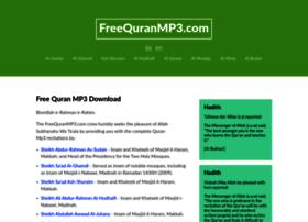 Freequranmp3.com thumbnail