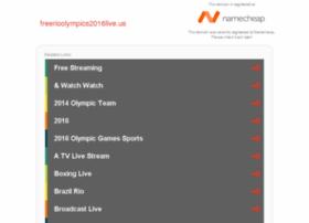 Freerioolympics2016live.us thumbnail