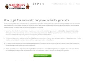 Freerobuxgenerator.xyz thumbnail