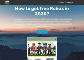 Freerobuxroblox Com At Wi Get Free Robux Roblox Generator No