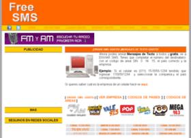 Freesms.com.ar thumbnail
