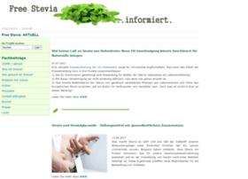 Freestevia.de thumbnail