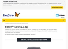 Freestyleinsulinx.de thumbnail