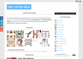 Freetattooideas.net thumbnail