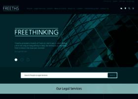 Freeths.co.uk thumbnail