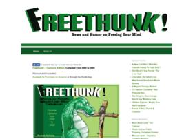Freethunk.net thumbnail
