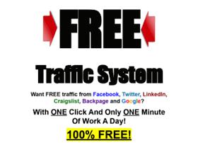 Freetrafficsystem.org thumbnail