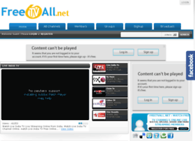 Freetvall.net thumbnail
