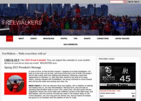 Freewalkers.org thumbnail