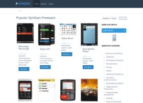 Freeware-symbian.com thumbnail