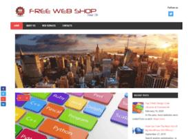Freewebshop.org thumbnail