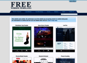 Freewebsitetemplates.com thumbnail