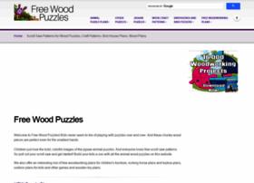 Freewoodpuzzles.com thumbnail