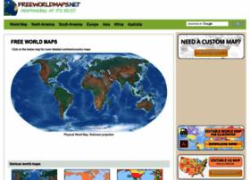 Freeworldmaps.net thumbnail