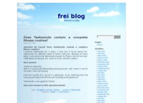 Freiblog.net thumbnail