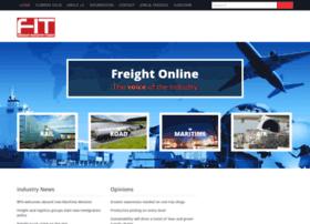 Freight-online.co.uk thumbnail