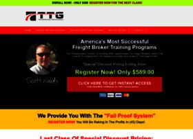 Freight broker training uk