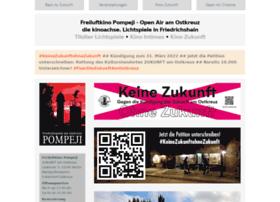 Freiluftkino-pompeji.de thumbnail