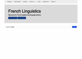 French-linguistics.co.uk thumbnail