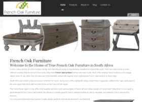 Frenchoakfurniture.co.za thumbnail