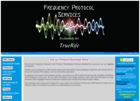 Frequencyprotocolservices.com thumbnail