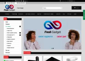 Fresh-gadget.com.ua thumbnail