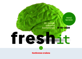 Fresh-itkonference.cz thumbnail