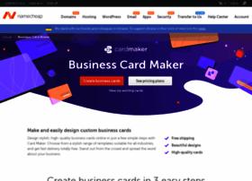 Freshbusinesscards.com thumbnail