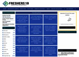 Freshers19.blogspot.in thumbnail