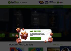 Freshforex.net thumbnail