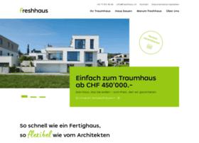 Freshhaus.ch thumbnail