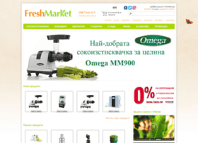 Freshmarket.bg thumbnail