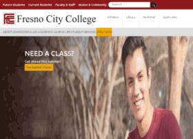Fresnocitycollege.com thumbnail