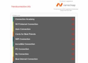 Friendconnection.info thumbnail