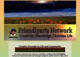 Friendlyarts.net thumbnail