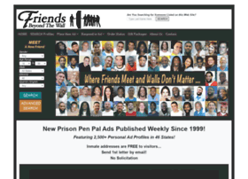 Friendsbeyondthewall.com thumbnail