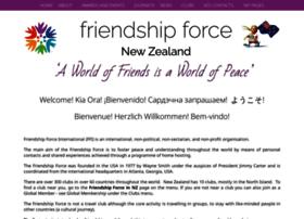 Friendshipforce.org.nz thumbnail