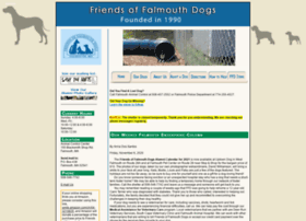 Friendsoffalmouthdogs.org thumbnail