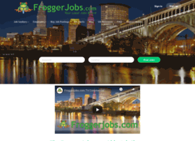 Froggerjobs.com thumbnail