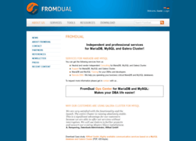 Fromdual.ch thumbnail