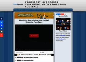 Fromsport.me thumbnail