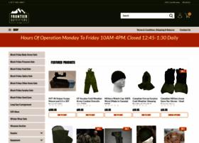 Frontierfirearms.ca thumbnail
