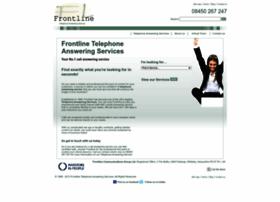 Frontlinecom.co.uk thumbnail